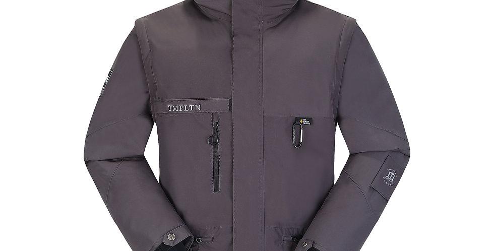 SympaTex TripleVest Jacket - grey