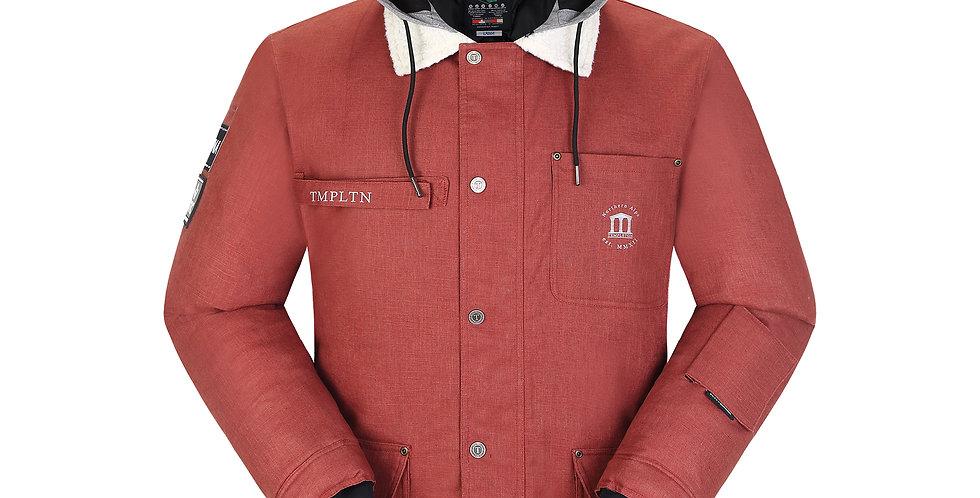 Hard Rock Jacket - red