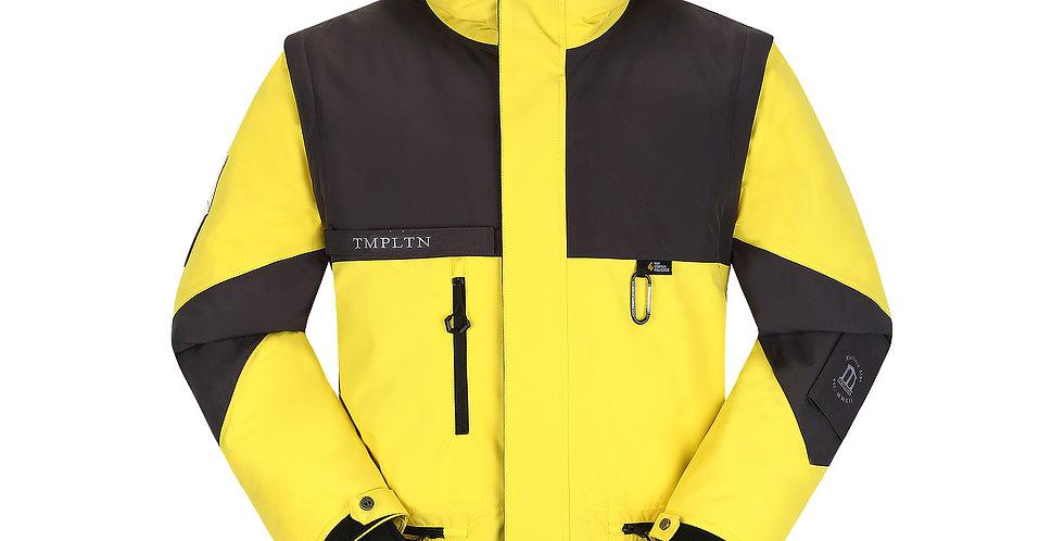 SympaTex TripleVest Jacket - yellow