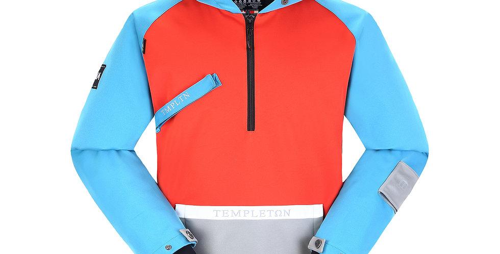Hobo Jacket - redblue