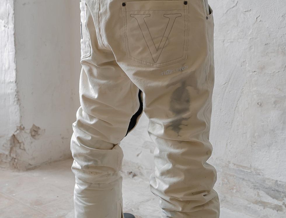 Sk8ers Pant - tie dye grey
