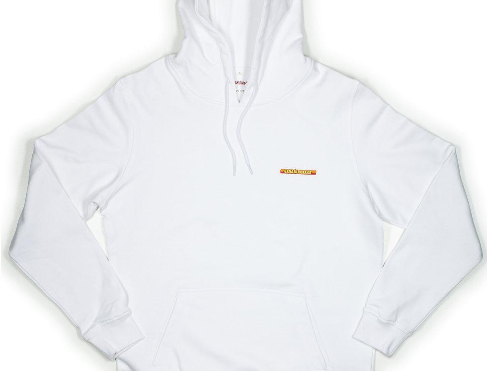 ISCHGL Merchandise Hoody - white
