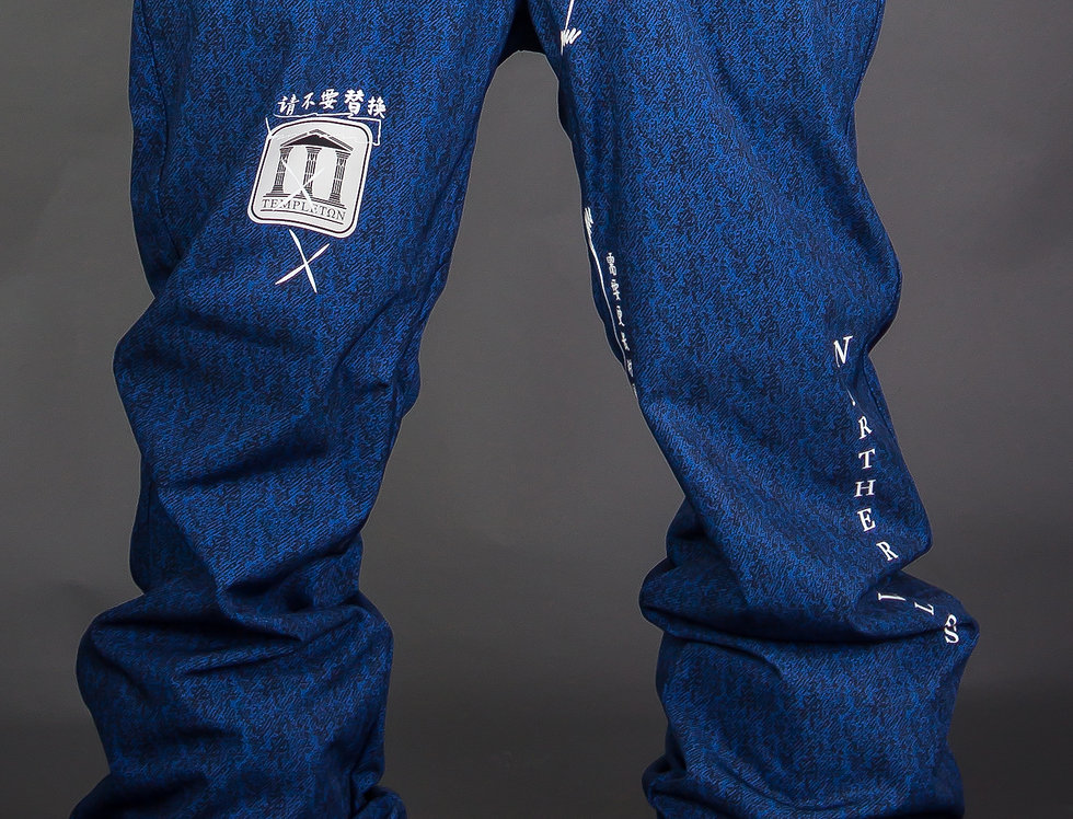 Hobo Pant - limited creator version - denimblue