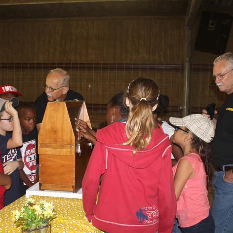 Brazoia County Captain ShishKBob Event