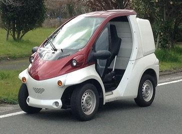 電気自動車レンタル