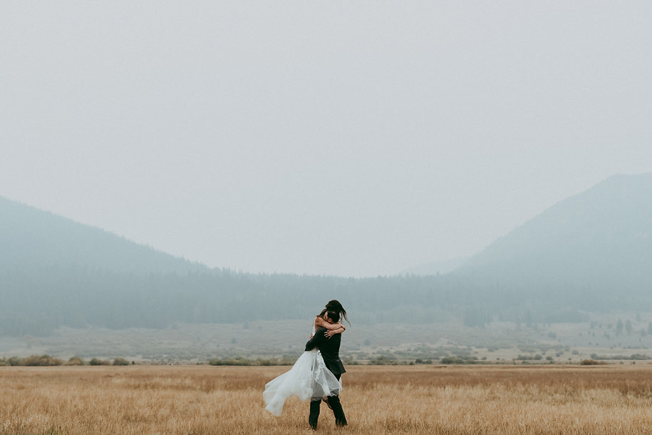 elopement in tahoe, vanessa lynne photography & joyeux events