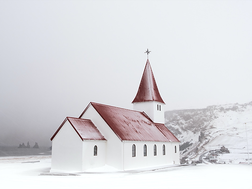 Vik Church -2