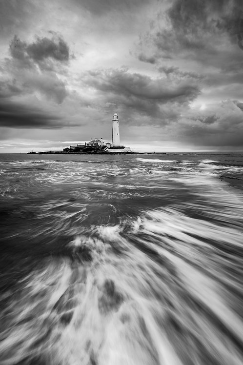 St Marys Lighthouse - 1