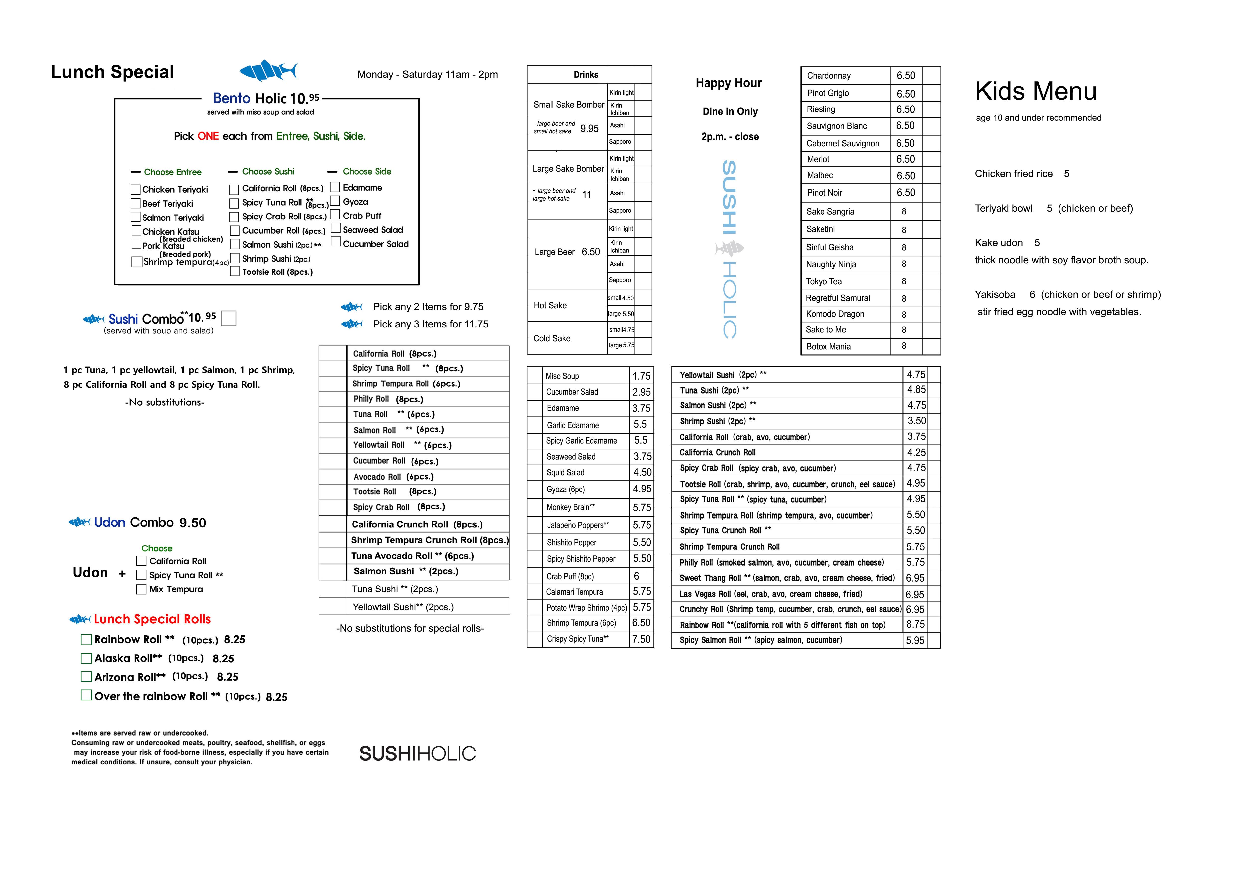 2-21-2020 TOGO MENU2