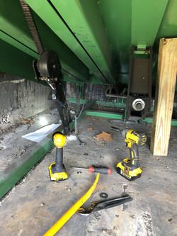 Dock Leveler Repair