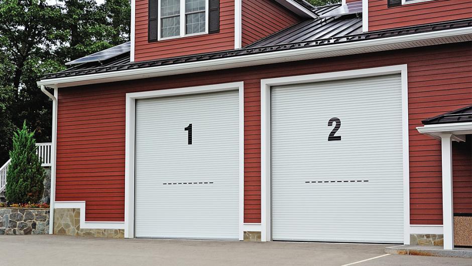 C.H.I. Rolling Steel Flat Slat Doors
