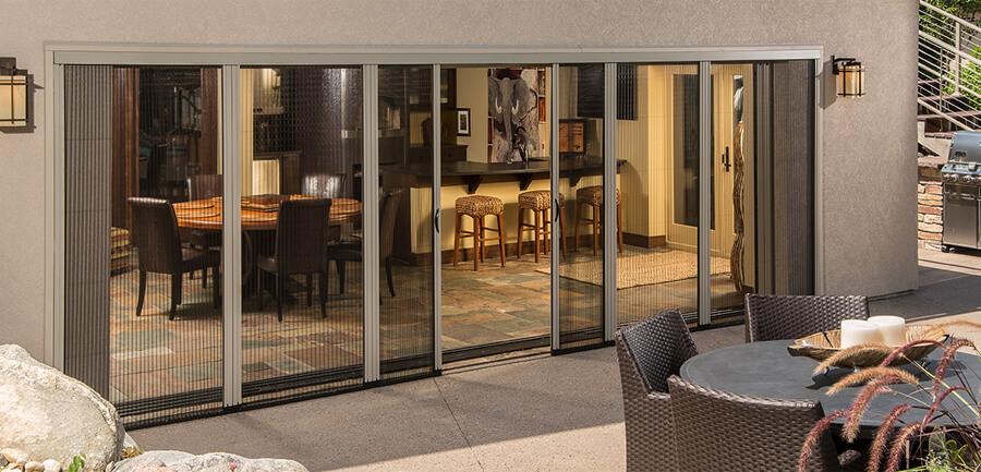 Genius Sheer Classic Retractable Screen Doors | Florida Garage Doors  Jacksonville FL | Service Openers \u0026 Springs