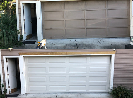 Add value to your Home, with a New Garage Door!