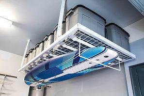 Heavy Duty Ceiling Stroage System