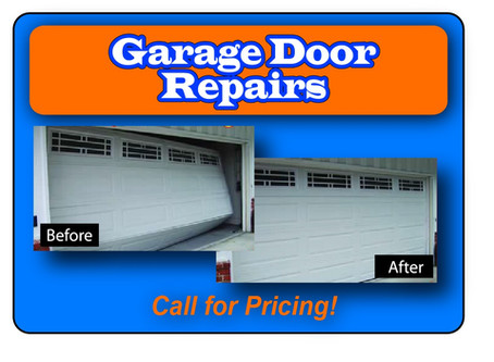 """Garage Door Repairs and Maintenance"""