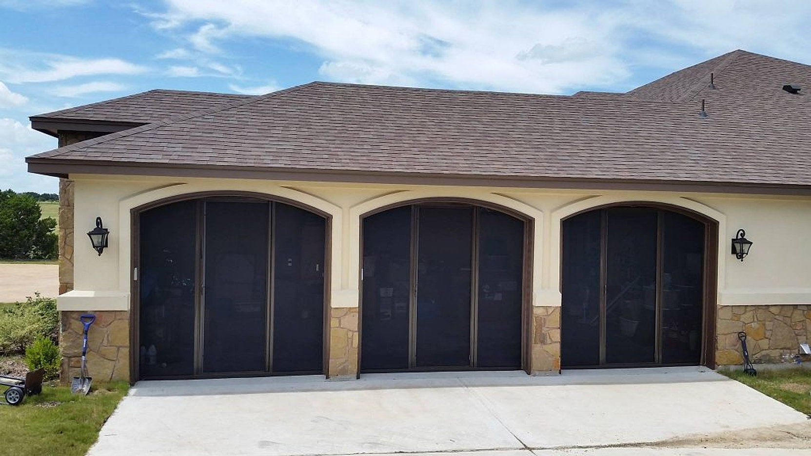 Florida garage doors jacksonville fl for Garage door repair st augustine fl