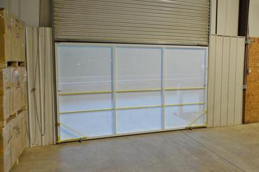 Check out our Rollaround Warehouse Screen Doors