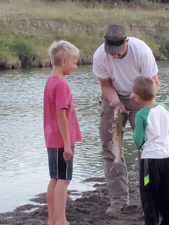 Catfish supper success