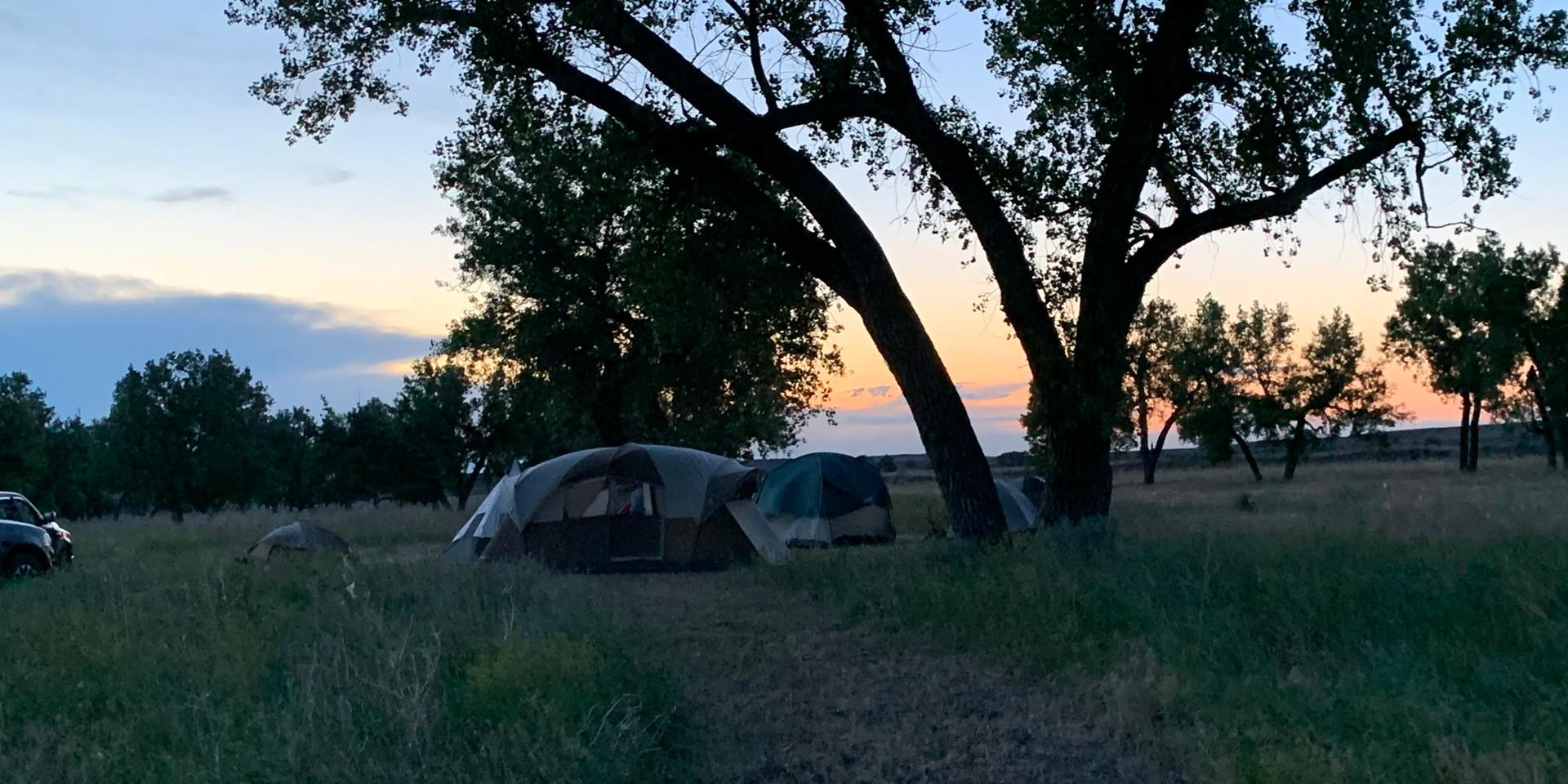 Base camp 1