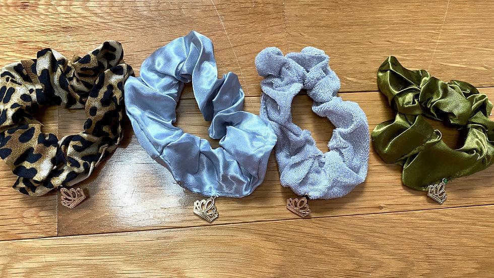 Neutrals - Multi pack scrunchies