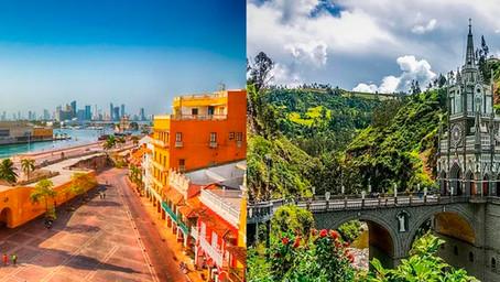 COLOMBIA VALE ORO