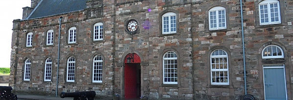 Berwick Museum, Ravendsown Barracks