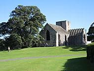 Berwickshire Naturalists Club visit to Dunglass Collegiate Church