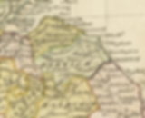 Old Map of Berwickshire