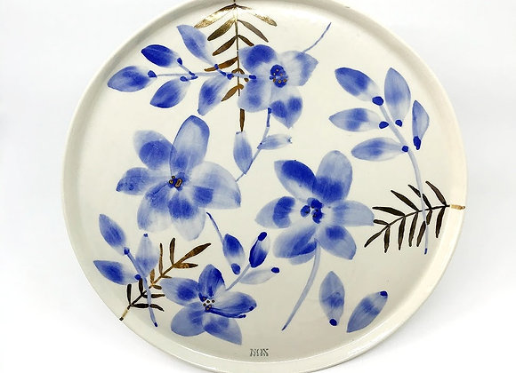 Painted Plate Gold '28
