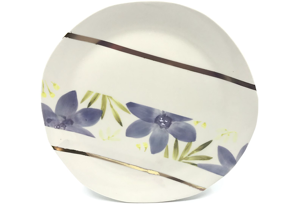 Painted Tape Plate