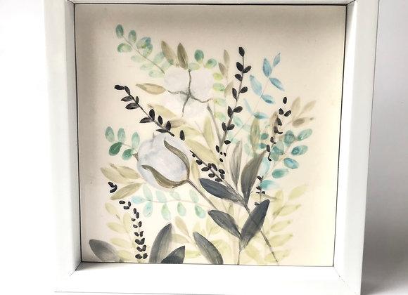 Floral Frame '20