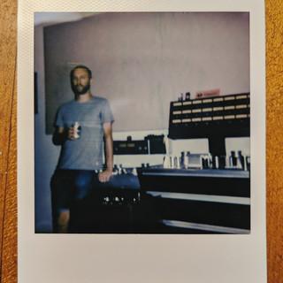 resident engineer & producer Matt Bordin