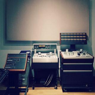 Studer Tape Recordsrs