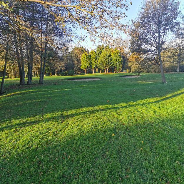 Technical 9 Hole Golf Course