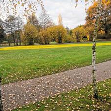 Around the Park at Allerthorpe