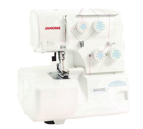 Janome 8002DG Overlock