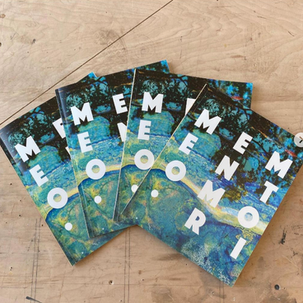 New release from THIS MUST BE THE PLACE: MEMENTO MORI features CCW artists