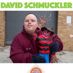 NEW BOOK: Evil is Me featuring David Schmuckler