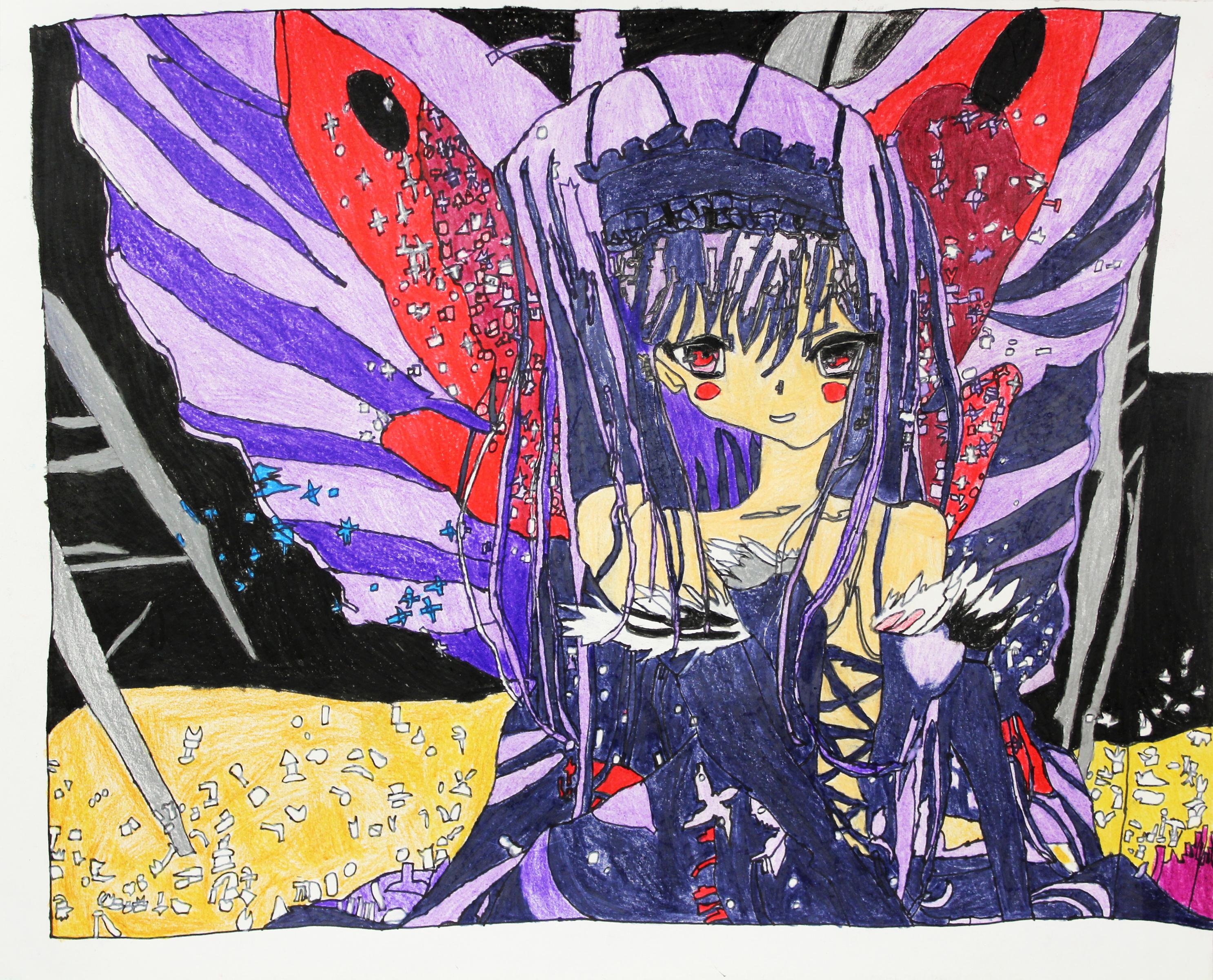 Butterfly Starfire