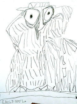That's an owl
