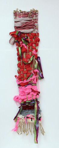 Untitled (Pink and Red)