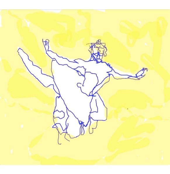 digital drawing by Vinetta Miller