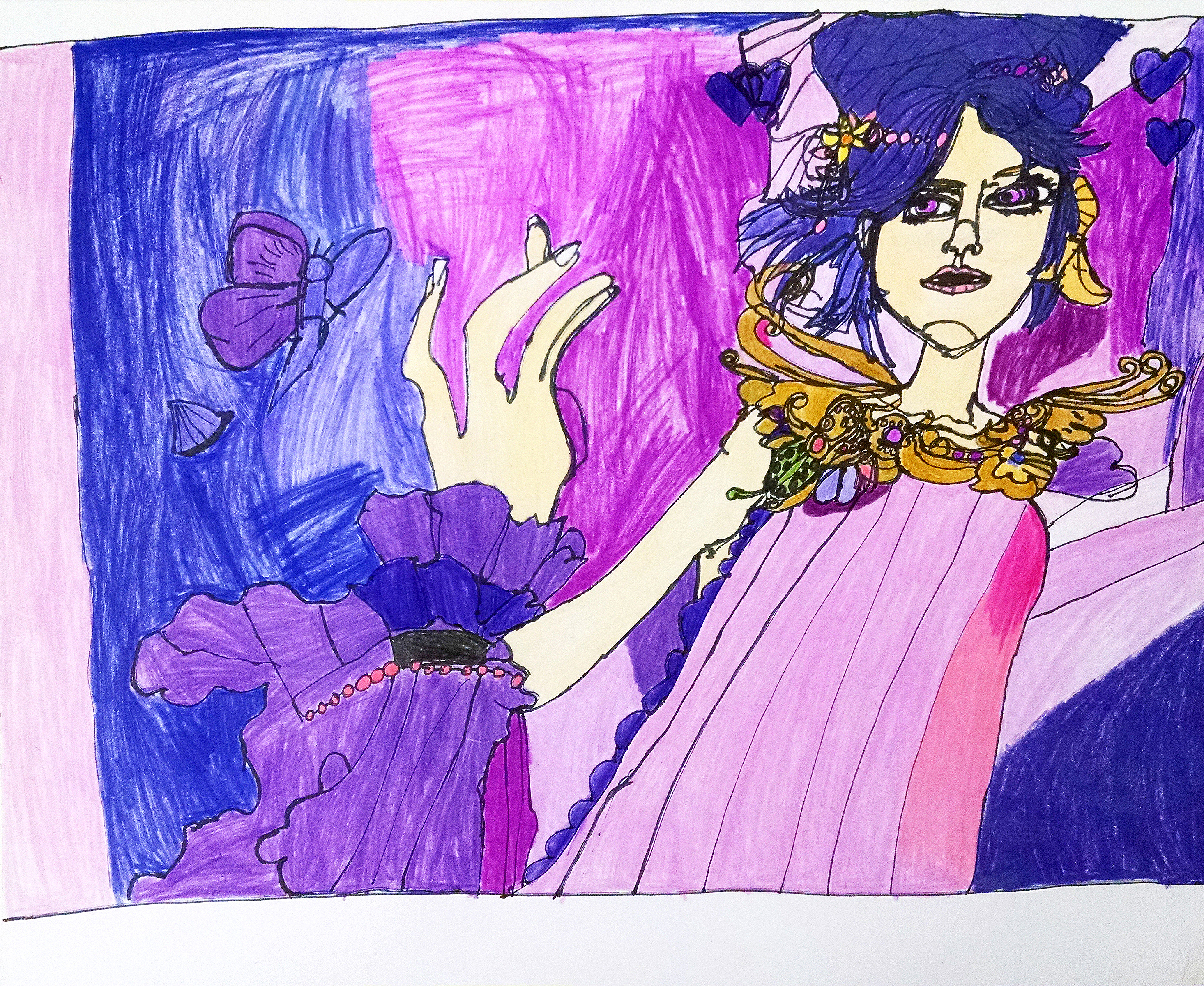 Starfire Purple