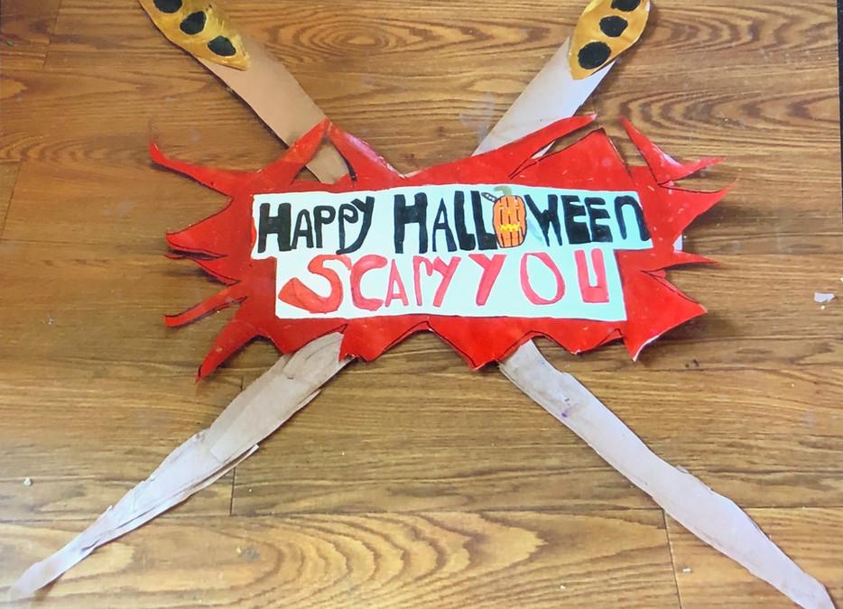 Halloween decoration by David Schmu