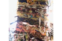 detail, Valentine's Weaving