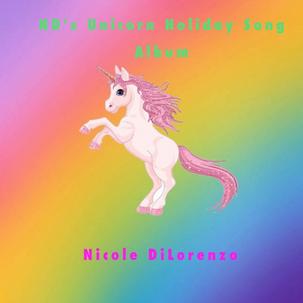 ND's Unicorn Holiday Song Album