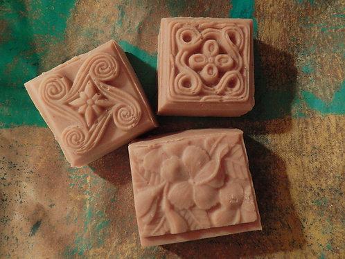 Geranium Rose Goat Milk Soap