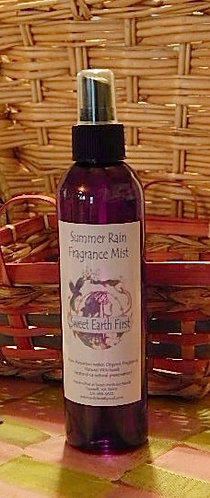 Summer Rain Fragrance Mist