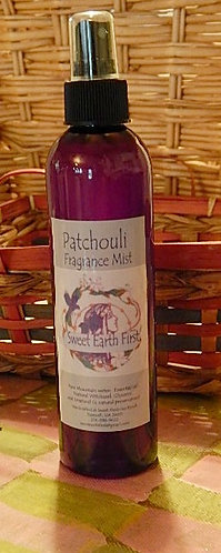Patchouli Fragrance Mist