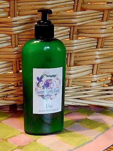 Lilac Goat Milk Lotion....  starting at....